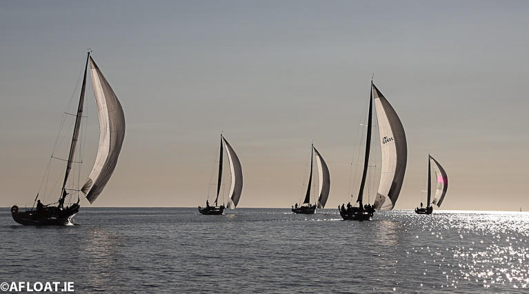 There are growing numbers of ISORA racers joining the Fastnet 450 Race on August 22nd