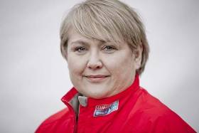 Clipper Race yachtswoman Trudi Bubb was injured when yacht Unicef 'fell of a wave'