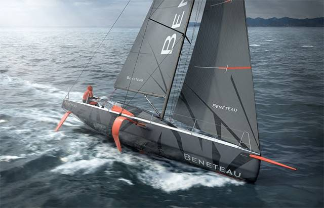 Foiling Beneteau: Game on–the Bénéteau Racing Division will have to produce a first batch of 50 foiling Figaro Bénéteau 3s for the end of 2018