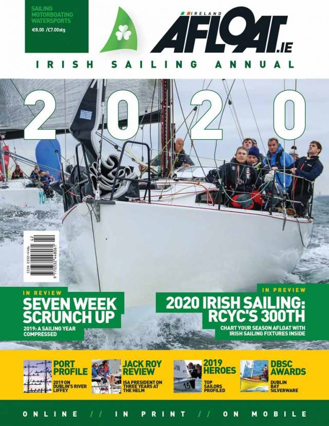 Afloat Irish Sailing Annual 2020 Out Now