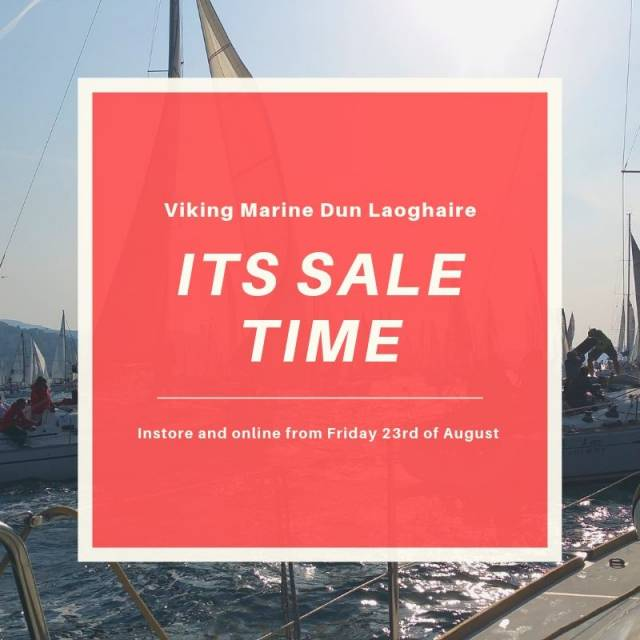 Viking Marine's August Sailing Wear Sale Is Now On