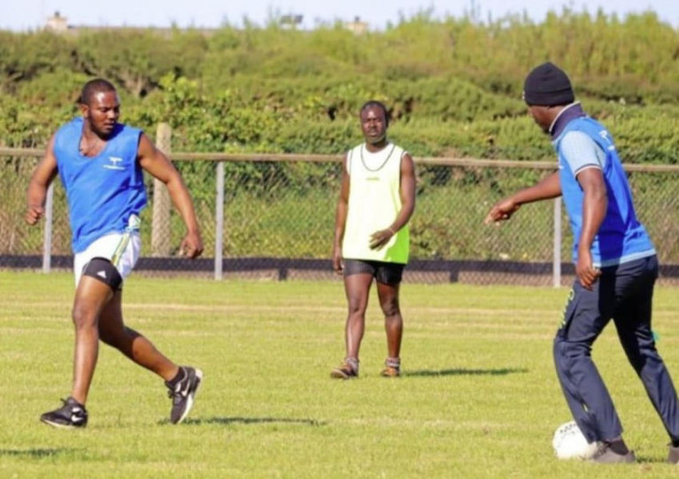 The Fishermen From Ghana Getting Hooked On Gaelic Football In Northern Ireland