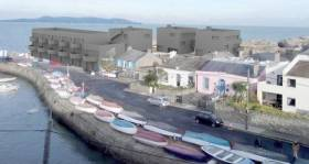 Afloat.ie adds the above 3-D visualisation of the proposed development at Bulloch Harbour, Dalkey was commissioned by the campaign group, Bulloch Harbour Preservation Association. The BHPA commissioned graphic artist, Dan O'Neill, with the support of an architect, to translate the developer's plans which are currently under planning application.