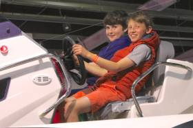 Have an exciting day out at the All Wales Boat & Leisure Show next May