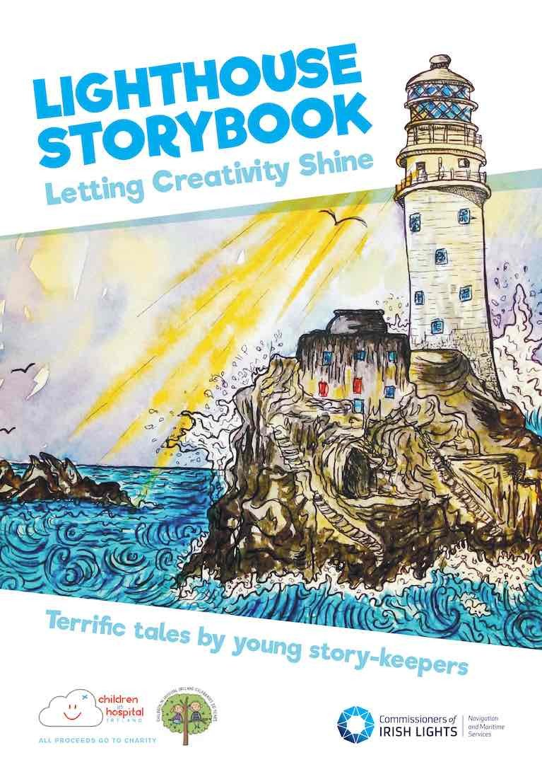 All proceeds from the sale of The Lighthouse Storybook will directly support the work of Children in Hospital Ireland and the Northern Ireland Hospice
