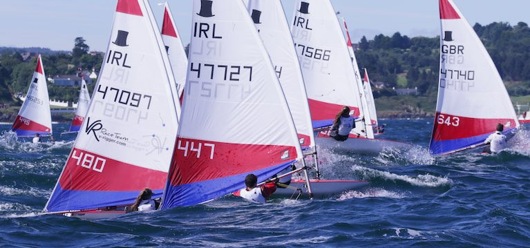 2021 British Topper Nationals Heads for Ballyholme Yacht Club Next July