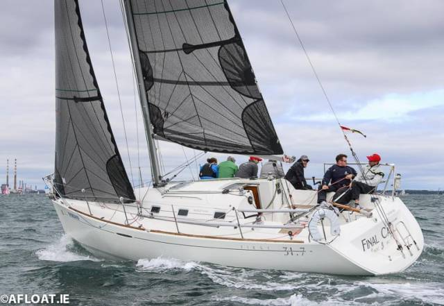 Belfast Beneteau 31.7 'Final Call' in Top Form at Volvo Dun Laoghaire Regatta