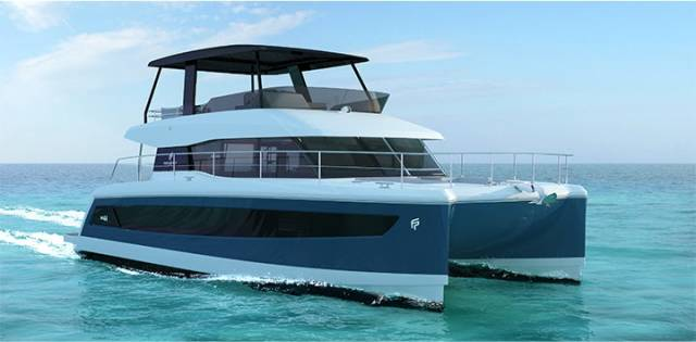 Fountaine Pajot's MY44