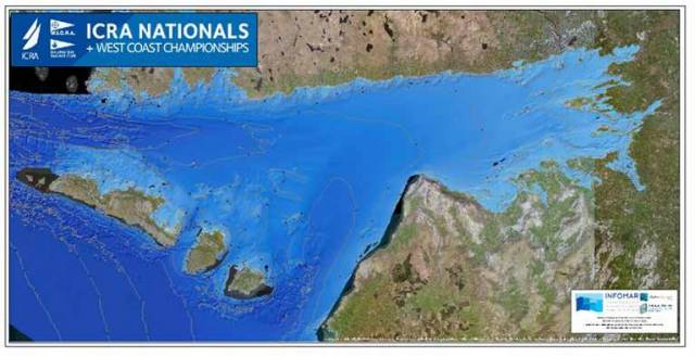 Galway Bay is one of the first Irish coastal inlets to have been fully mapped by INFOMAR