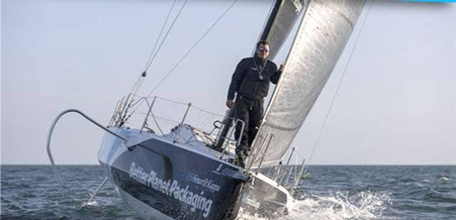 Tom Dolan Ready for Solo Sailing on Smurfit Kappa Among Solo Maître Coq's Stellar Cast