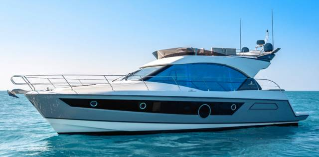 The new Monte Carlo 52 will be launched at Cannes this autumn