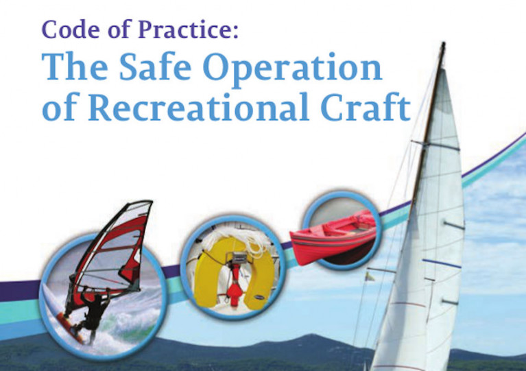 Keep Up With Code Of Practice For Safe Operation Of Recreational Craft