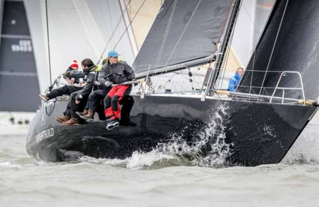 James Chalmer's J/35 Bengal Magic is RORC's IRC Two Easter Challenge champion