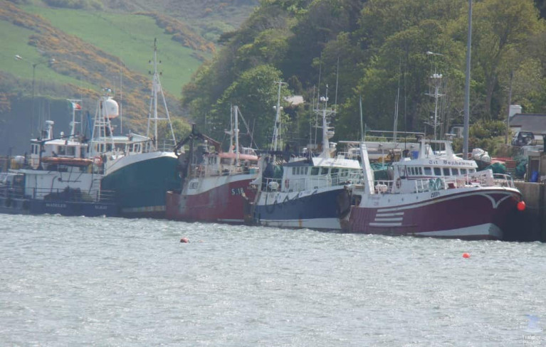 "96% of Trawling Fleet Sign Up for ""Fishing for Litter"""