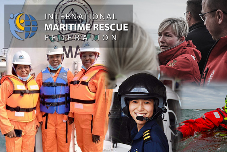 Despite progress in attracting women into the maritime search and rescue (SAR) sector, more still needs to be done.