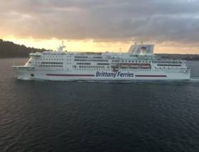 Pont-Aven which normally operates the seasonal only Cork-Roscoff sailings at weekends has been cancelled due to Storm Brian. Further disruption has led to cancelled or delayed sailings by other operators on Ireland-France and Ireland-UK services..