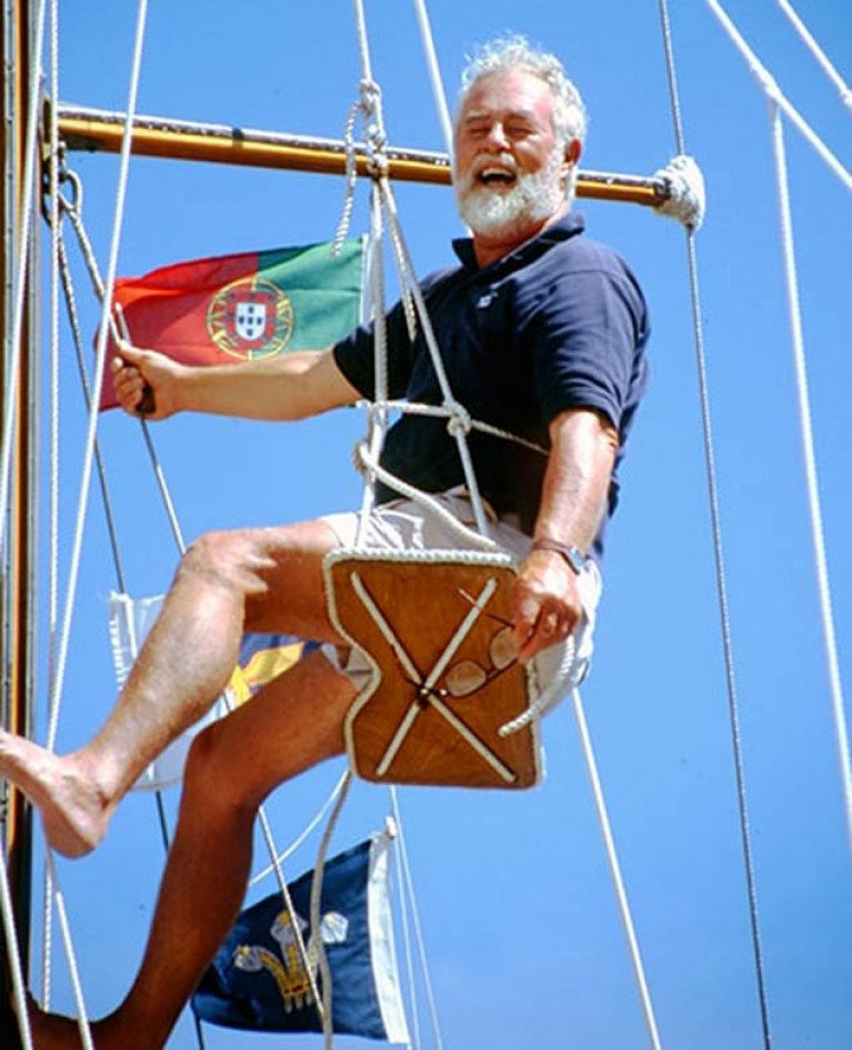 Larry Pardey - a consummate cruising sailor and boat builder