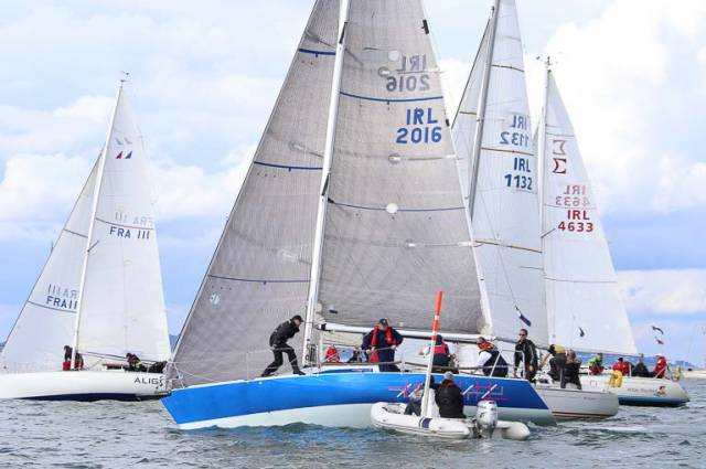 Howth Yacht Club Entries Win Class One & Two at Greystones Regatta: Results & Photo Gallery Here!