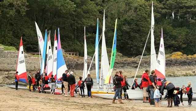 "'Regatta Club' aims to encourage youngsters from 8-to-18 years into ""sociable sailing"" and, perhaps, return to those days when children loved to go down to 'the club' to go sailing"