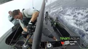 Simon Johnson Racing Full-Hearted With RC44 Team Aqua