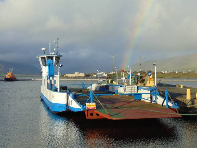 Valentia Island Ferry Not Eligible Says Fáilte Ireland for Grant Aid