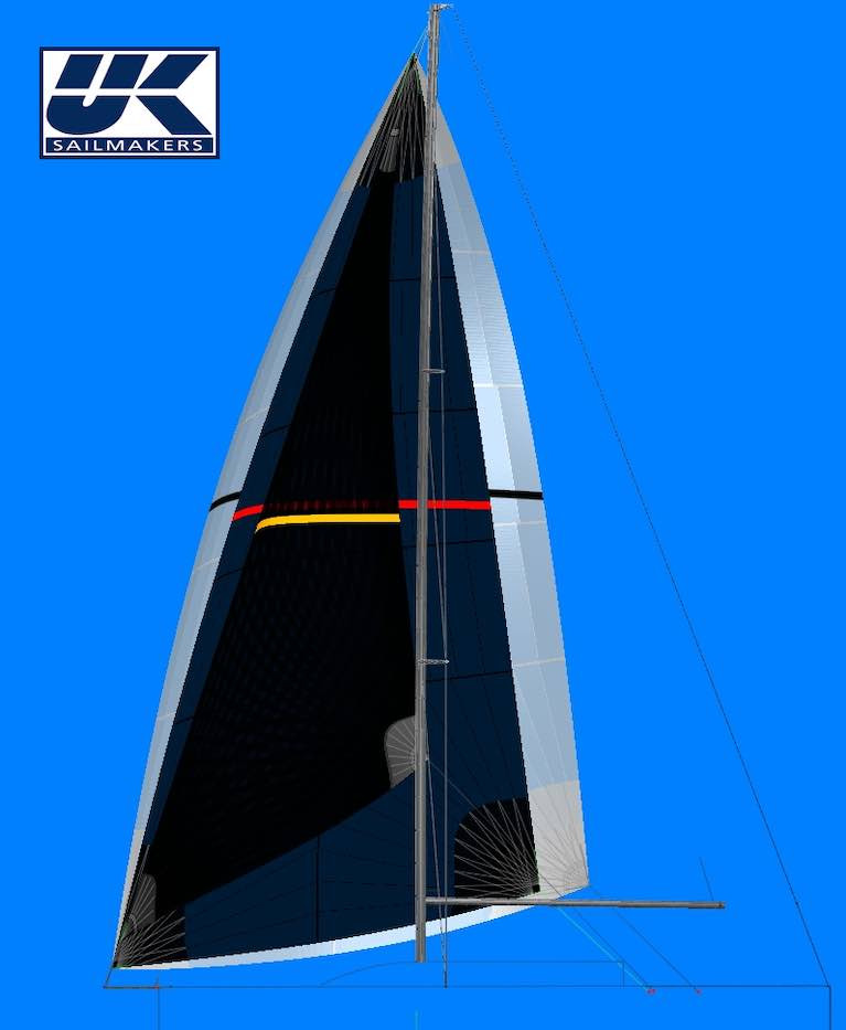 The IRC New Flying Headsail: What's the Buzz?
