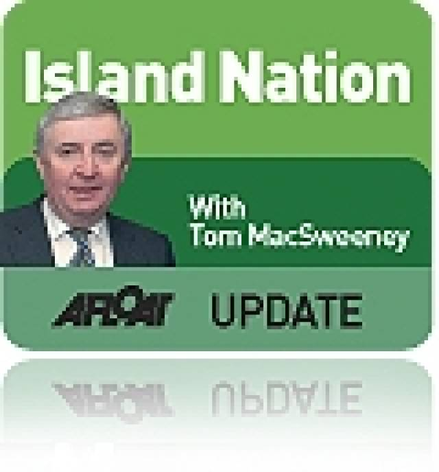Preserving The Naomh Éanna, GPS Failure, & Buying An Island?