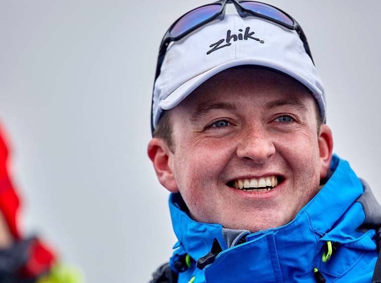 Irish Yacht Racing Judge Chris Lindsay for Tokyo Olympic Duty