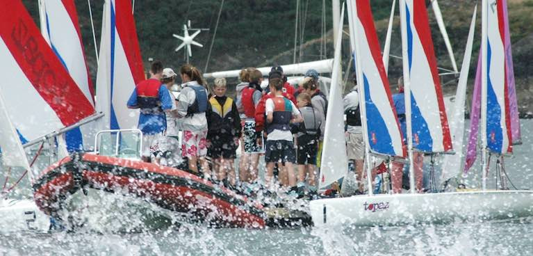 Baltimore Sailing Club to Adjourn December AGM in Hope of 'in Person' Meeting Next March
