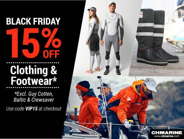 Black Friday Special Offers Continue All Weekend At CH Marine