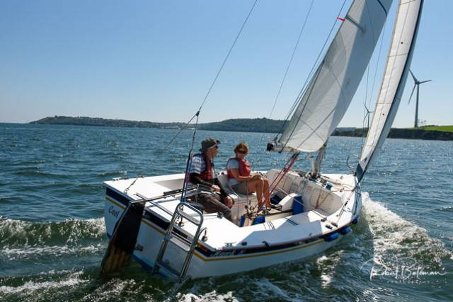 Summer Sails in Cork Harbour for Combined MBSC Cruiser Race