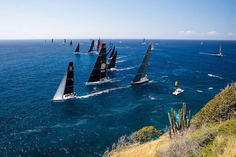 Unlucky 13th - the 2021 edition of the RORC Caribbean has been scrubbed
