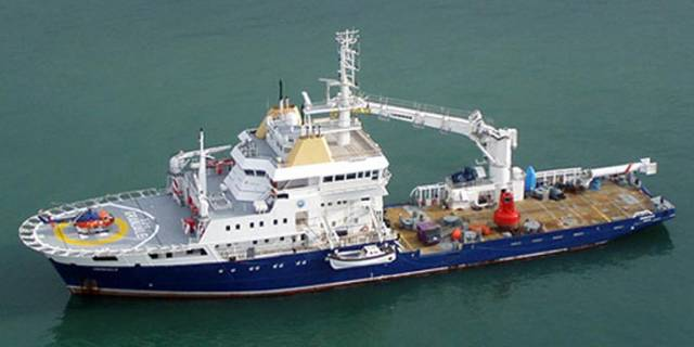 Irish Lights' 2,600 ton ship Granuaile is one of the most truly functional vessels in Ireland