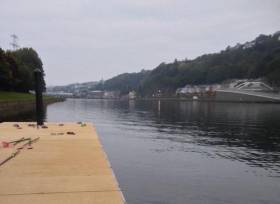 Flurry of Challenges on Cork Sculling Ladder