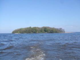 Coney Island in Lough Neagh has a history dating back to Neolithic times