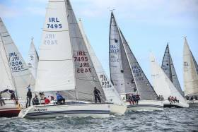 The ICRA Nationals returns to the Royal St. George Yacht Club on Dublin Bay in 2019