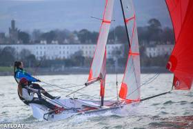 The first time the 29er class will be joining the Laser Radial, Laser 4.7, 420, Topper and Optimists