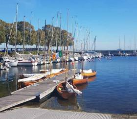 Hellerup Harbour is the venue for this year's Vintage Games