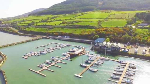 Carlingford Marina Rolls Out the 'Universal Basic Berthage' Experiment
