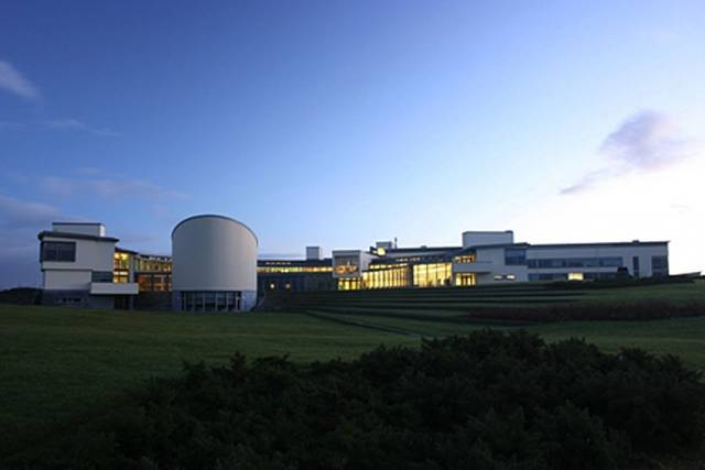 The Marine Institute headquarters in Rinville, Galway