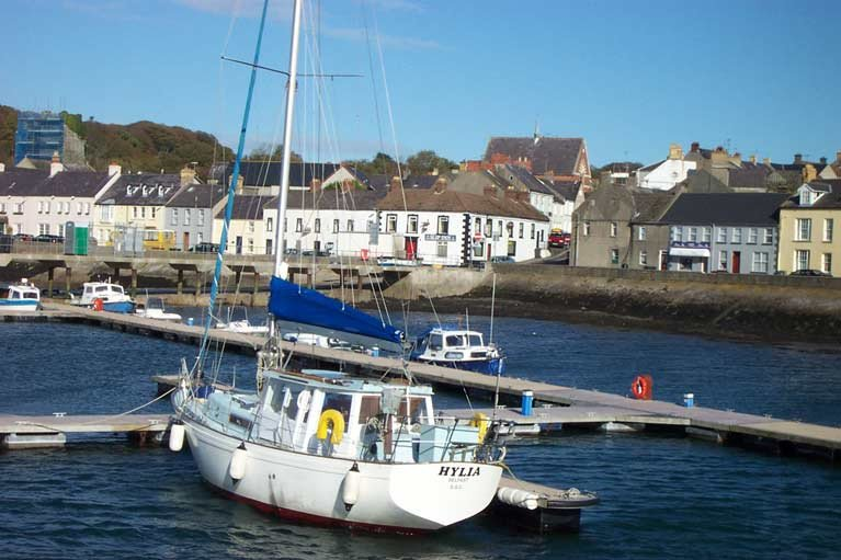 Portaferry Marina has been open for residents and visitors since 25th May