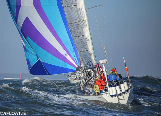 Racing in the Spring Chicken Series is under modified ECHO handicap for cruisers, cruising boats, one-designs and boats that do not normally race