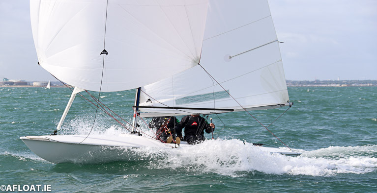 Green Light for Flying Fifteen Nationals at Dunmore East