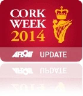 Less Than Five Weeks to Volvo Cork Week, Royal Cork's 'Showcase' Event