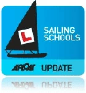 Mayo Sailing Club Introduces New People to Sailing – Despite the Weather Forecasts!