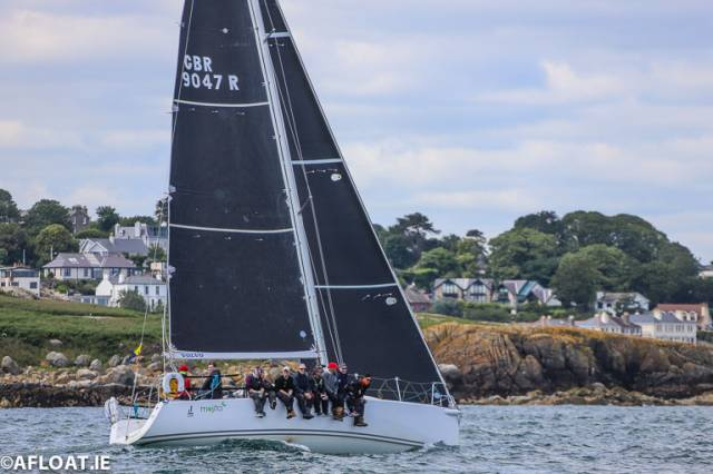 J109 'Mojito' Becomes Volvo Dun Laoghaire Regatta Offshore Leader as 'Mermaid' slips in IRC Coastal Contest