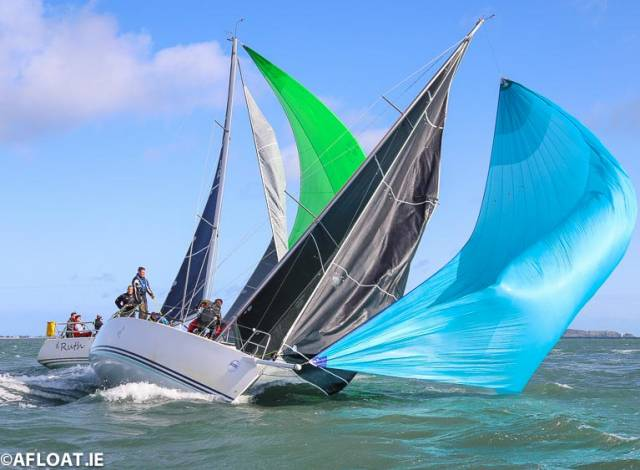 J109 Nationals Won By Maybury's 'Joker II'at Royal Irish Yacht Club