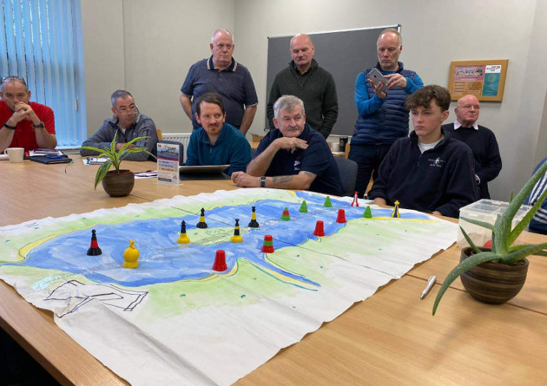 Instructors Meet To Discuss Biggest Issues In Northern Ireland Sailing