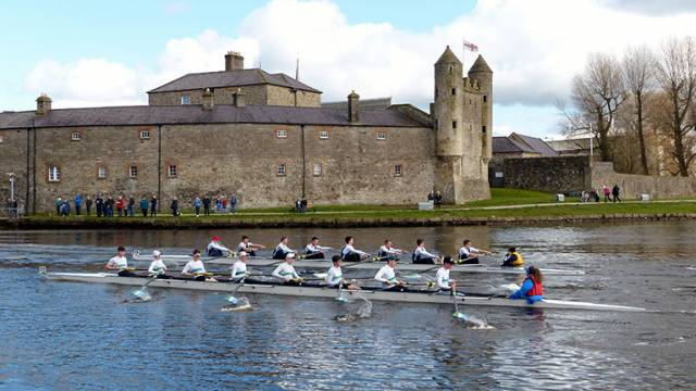 The Erne Head of the River organisers will welcome an exceptionally large entry of 90 boats and 596 rowers to Enniskillen on the 3rd March 2017