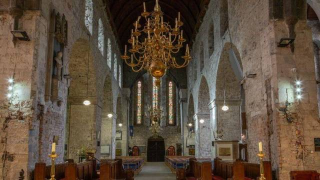 St Mary's Cathedral in Limerick city will host the free concert on Friday 3 May and a special ecumenical prayer service on Sunday 5 May